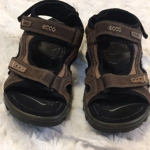 Ecco men's hiking sandals. Size 42(9.5).
